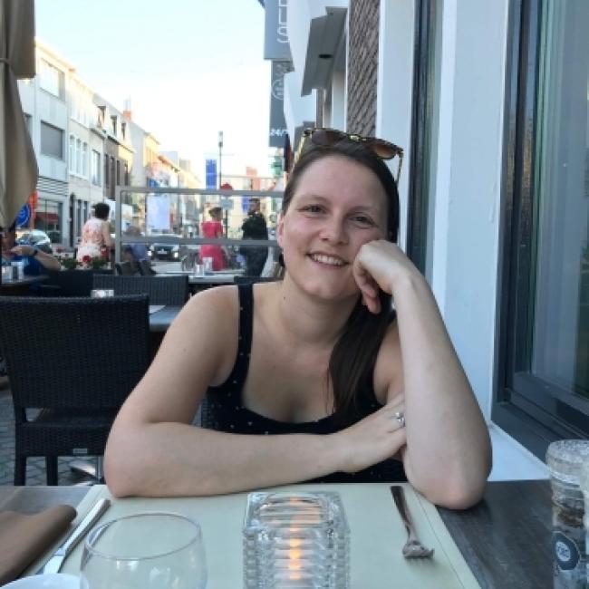 Babysitter in Mechelen: Stéphanie