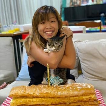 Babysitter in Singapore: Gillien