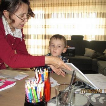 Babysitter in Colmar: Tatiana