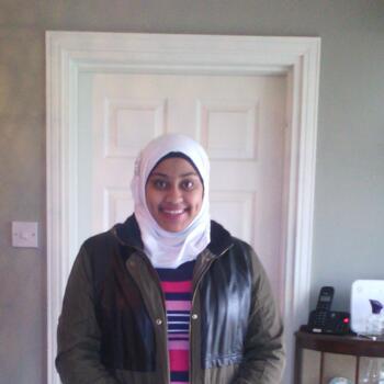 Babysitter Tralee: Khadija