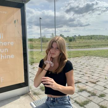 Babysitter Zoetermeer: Carlyn