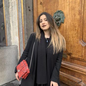 Babysitter in Brussel: Cheyma