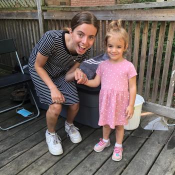 Baby-sitter in Toronto: Adina