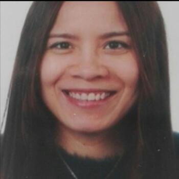 Babysitter Madrid: Marcela Montoya