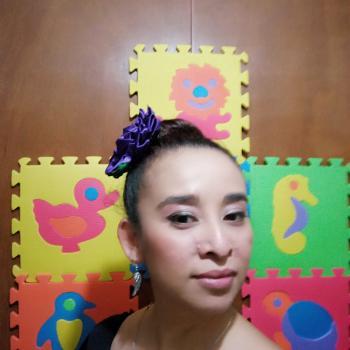 Niñera Ciudad de México: Ana Isabel