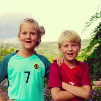 Ouder Bussum: oppasadres Arne en Kim