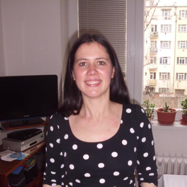 Babysitter in Prague: Lenka