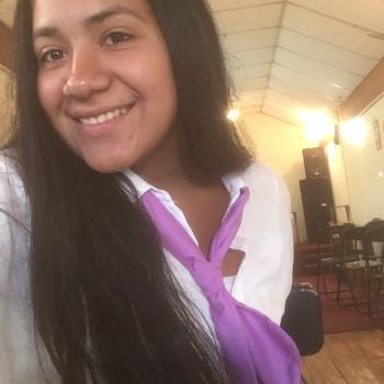 Niñera en El Bosque (Región Metropolitana de Santiago de Chile): Fernanda