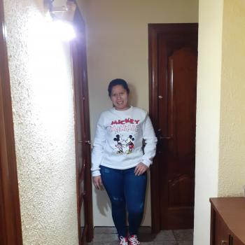 Canguros en Manresa: Waldina Gissell