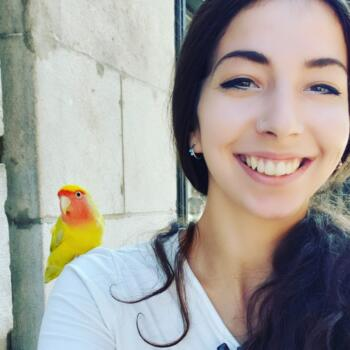 Baby-sitter in Longueuil: Amber