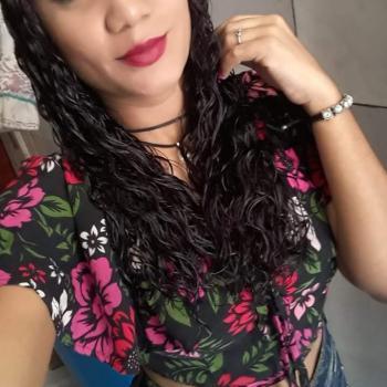 Babá São Luís: Jaciara Rodrigues