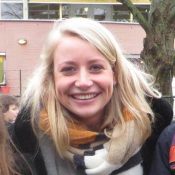 Oppas Amsterdam: Eline