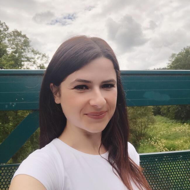 Babysitter in Luxembourg: Aurela