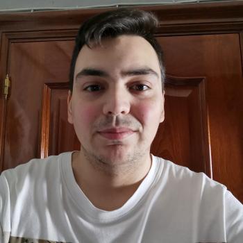 Canguro en Barakaldo: Cristian