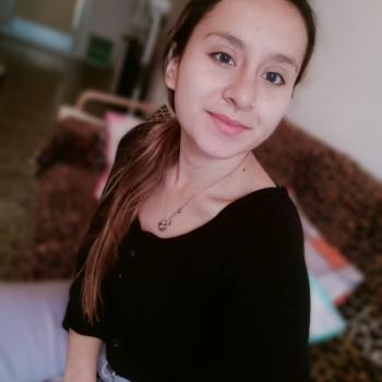 Canguro en Benaguacil: Daniela Varela