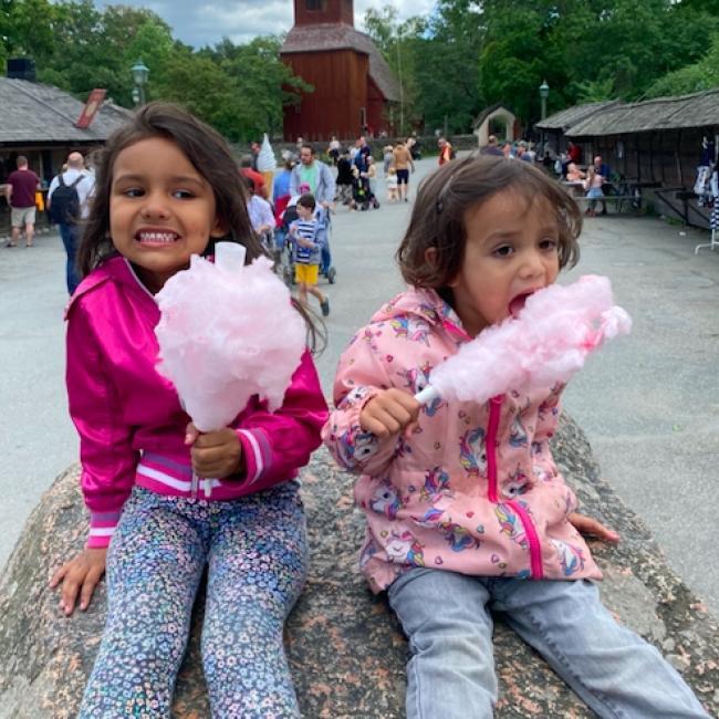 Barnvaktsjobb i Stockholm: Aleksey