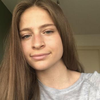 Baby-sitter Bruxelles (Evere): Giulia