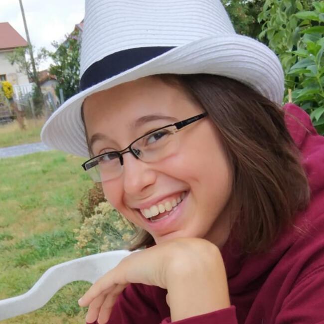 Babysitter in Villeurbanne: Hannah