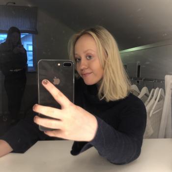 Barnvakt Växjö: Emma