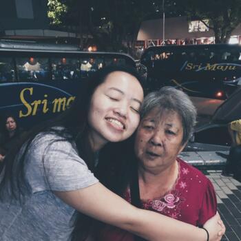 Babysitter in Singapore: Mabel