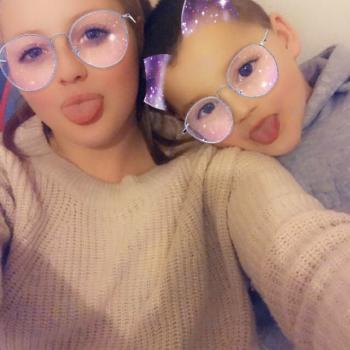 Babysitter Bernissart: Rebecca
