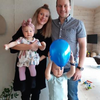Barnvaktsjobb Jyväskylä: barnvaktsjobb Toni