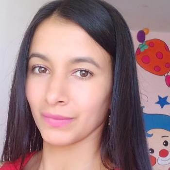 Niñera Barroblanco (Bojacá): Liceth viviana