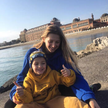 Babysitter Venice: Dafne