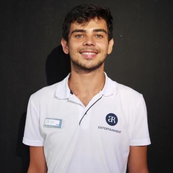 Canguro Valencia: Javier