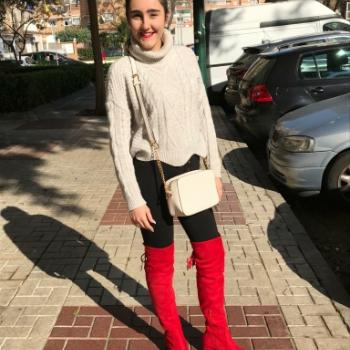 Canguro Málaga: Alicia