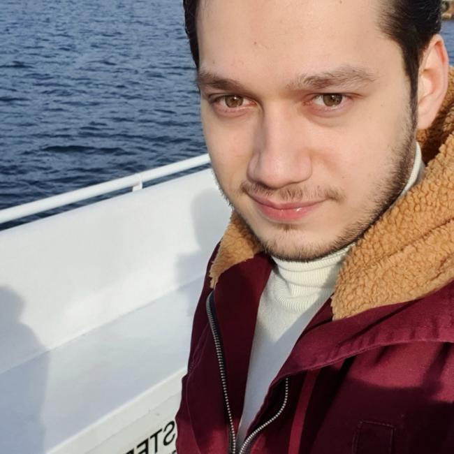 Barnevaktjobb i Oslo: Mustafa