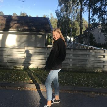 Babysitter Helsinki: Ronja