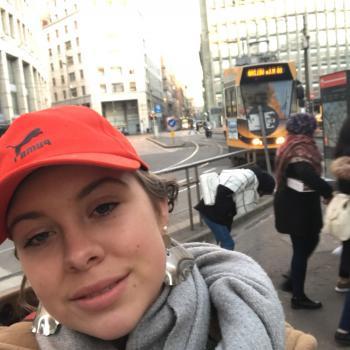 Oppas Amsterdam: Tjitske