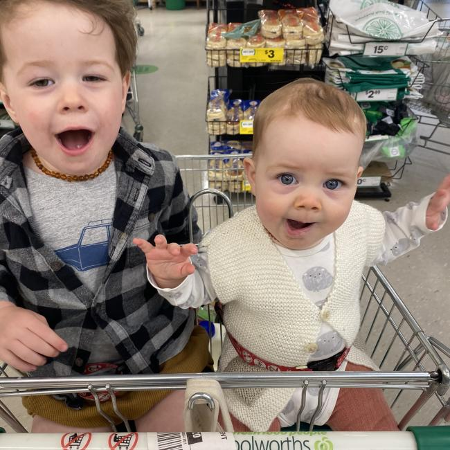 Babysitting job in Hobart: Victoria