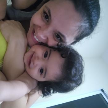 Emprego de babá em São Caetano do Sul: emprego de babá Pamela