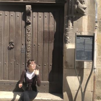 Babysitter in Dieppe: Misia