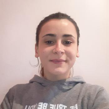 Canguro Badalona: Ainara