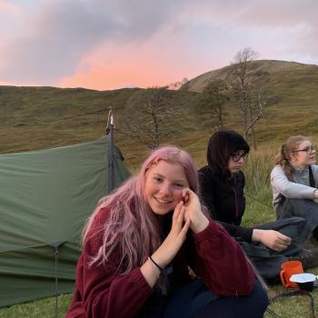 Babysitter Edinburgh: Isla