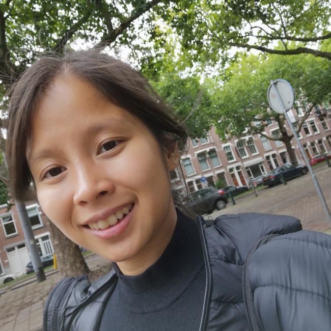Oppas in Rotterdam: Eugenia Nadine