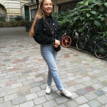 Baby-sitter Nantes: Adèle