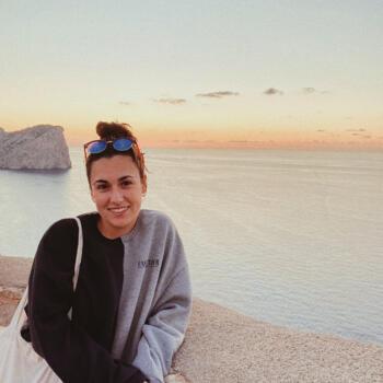 Canguro en Sitges: Anna