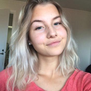 Barnvakt Umeå: Lisa