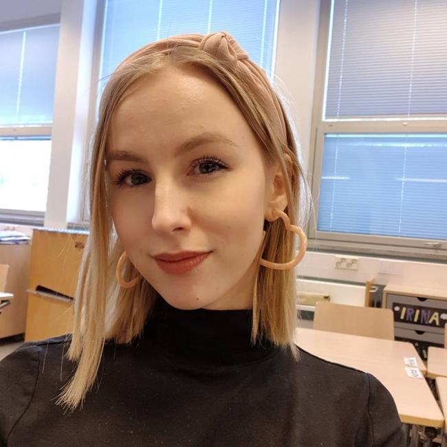 Barnvaktsjobb i Tammerfors: Tiina