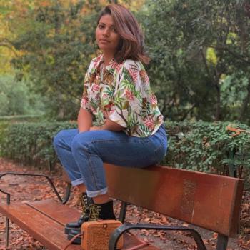Niñera Madrid: Camila