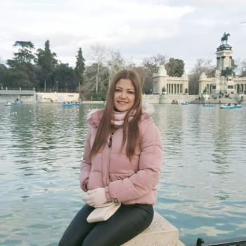 Niñera Madrid: Yolanda