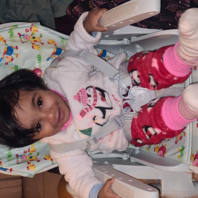 Babysitting job in Dublin: Saveena