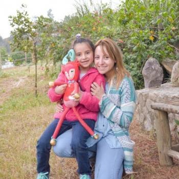 Babysitting job in San Bernardo: babysitting job Lorena