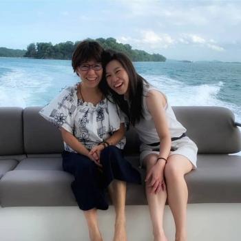 Babysitter Singapore: Sharon