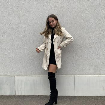 Babysitter a Pully: Amandine Bernet