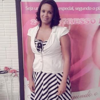 Babá Rio Preto: Selma